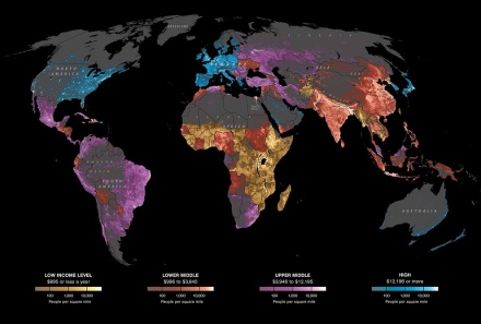 income stats map