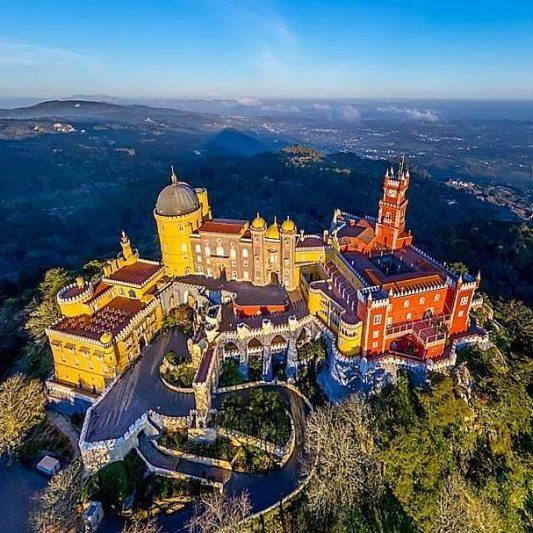 Palácio da Pena-Sintra_Portugal
