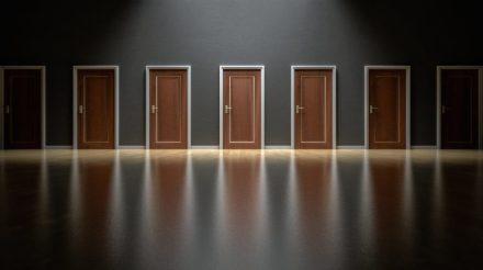 portas e decisões